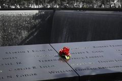 Memorial 9/11 New York Stock Photos