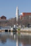 Memorial no rio Fotografia de Stock