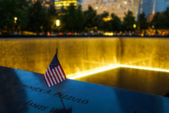911 Memorial NYC Stock Images