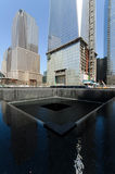 9 /11 Memorial Park Fotografia de Stock Royalty Free
