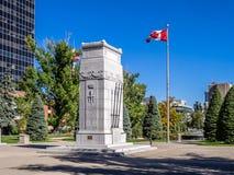 Memorial Park in Calgary Royalty Free Stock Photos