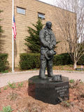 Memorial Park 2000, Rutherford, New Jersey, Etats-Unis des sapeurs-pompiers Photo libre de droits