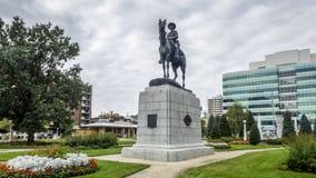 Memorial Park-timelapse stock video footage