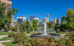 Memorial Park w Calgary Zdjęcia Stock