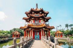 228 Memorial Park w Taipei pokój, Tajwan Obraz Royalty Free