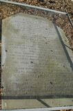 Memorial Plaque at Ancient Clarendon Palace Salisbury Wiltshire England UK
