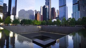 911 Memorial Plaza Pools in New York.