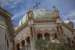 Memorial Presbyterian Church, St Augustine Florida Royalty Free Stock Photos