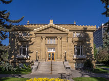Memorial Public Library on June 5, 2016 in Calgary Stock Images