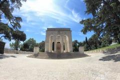 Memorial in Rome Stock Photo