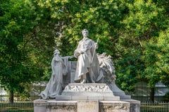 Memorial of Sándor Petőfi royalty free stock images