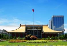 Memorial Salão de Sun Yat-sen imagem de stock royalty free