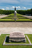 Memorial of the second world war Stock Photo
