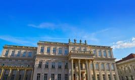 Memorial signature Berlin Gedenktafel unterzeichnung. Building in Germany Royalty Free Stock Images