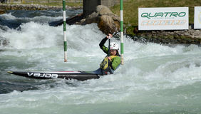 Memorial Slovakia -C1 women category Stock Photography