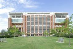 Memorial Stadium de Oklahoma Imagen de archivo