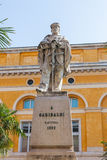 Memorial statue to Garibaldi in Ravenna Stock Photography
