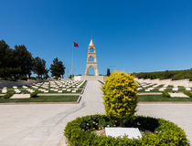 Memorial Stone At Anzac Cove Gallipoli Royalty Free Stock Images