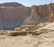 Memorial Temple of Hatshepsut . Luxor, Egypt. The Memorial Temple of Hatshepsut . Luxor, Egypt, 2012 year royalty free stock images