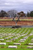 Memorial Terezin Stock Photography