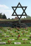 Memorial Terezin Stock Images