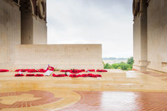 The Memorial of Thiepval Stock Photography