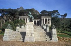 Memorial to Cecil Rhodes Royalty Free Stock Photos