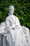 Memorial to empress Elisabeth Stock Photos