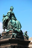 Memorial to empress Maria Theresia Stock Image