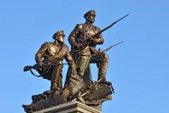 Memorial to Heroes of First world war. Kaliningrad (former Konig Stock Images