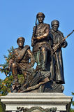 Memorial to Heroes of First world war. Kaliningrad (formerly Koe Stock Photography
