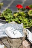 Memorial to the Jewish victims at Liberty Square Royalty Free Stock Photo
