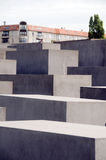 Memorial to the Murdered Jews of Europe Berlin Royalty Free Stock Photography