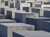 Memorial to the Murdered Jews of Europe, Berlin Royalty Free Stock Image