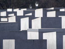 Memorial to the Murdered Jews of Europe, Berlin Royalty Free Stock Images