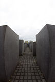 Memorial to the Murdered Jews of Europe, Berlin, Germany Royalty Free Stock Photo