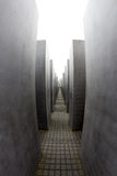 Memorial to the Murdered Jews of Europe, Berlin, Germany Stock Image