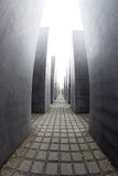 Memorial to the Murdered Jews of Europe, Berlin, Germany Stock Photo