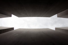 Memorial to the Murdered Jews of Europe, Berlin, Germany Royalty Free Stock Photography