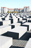 Memorial to the Murdered Jews of Europe, Berlin Stock Photos
