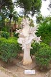 Memorial to Sagrada Familia in Barcelona Royalty Free Stock Photos
