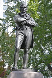 The memorial to the Scottish poet Robert Burns Royalty Free Stock Image