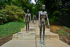 Memorial to the Victims of Communism Stock Images