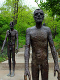 The Memorial to the victims of Communism Royalty Free Stock Photography
