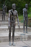 The Memorial to the victims of Communism, Prague Stock Photography