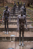 Memorial to the Victims of Communism, Prague Stock Photo