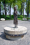 Memorial to the victims of Holodomor in Kiev, Ukraine Royalty Free Stock Photography