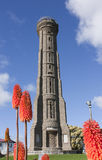 Memorial Tower, Wanganui. Durie Hill Memorial Tower, Wanganui, New Zealand Royalty Free Stock Image
