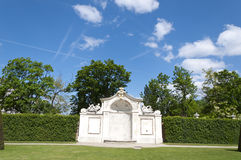 Memorial in Upper Belvedere Palace in Vienna Royalty Free Stock Photography