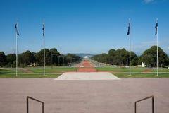 Memorial view. Royalty Free Stock Photos